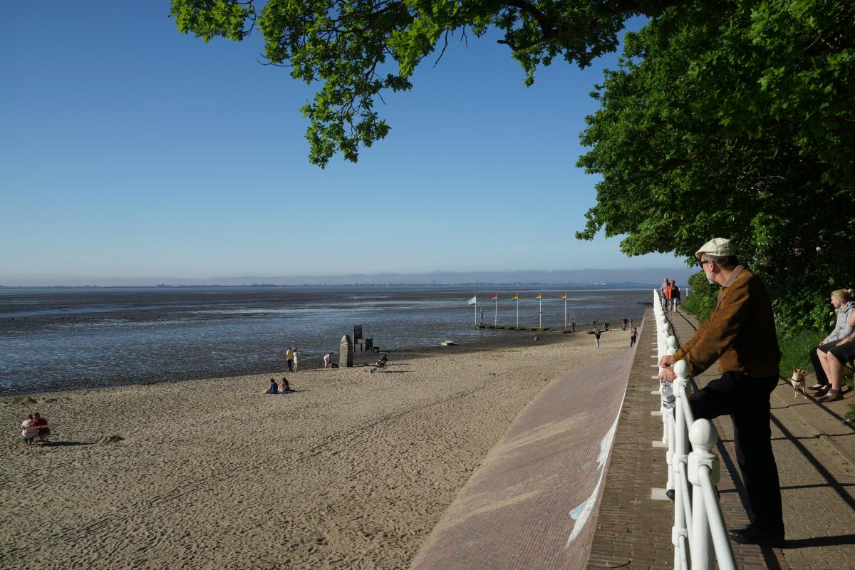 Strand van Dangast